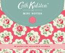 Cath Kidston Mini Notes Notecards CATH KIDSTON MINI NOTES NOTECA (Cath Kidston) [ Cath Kidston ]