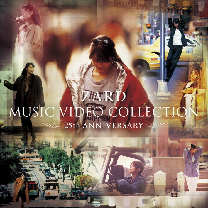 ZARD MUSIC VIDEO COLLECTION 〜25th ANNIVERSARY〜画像