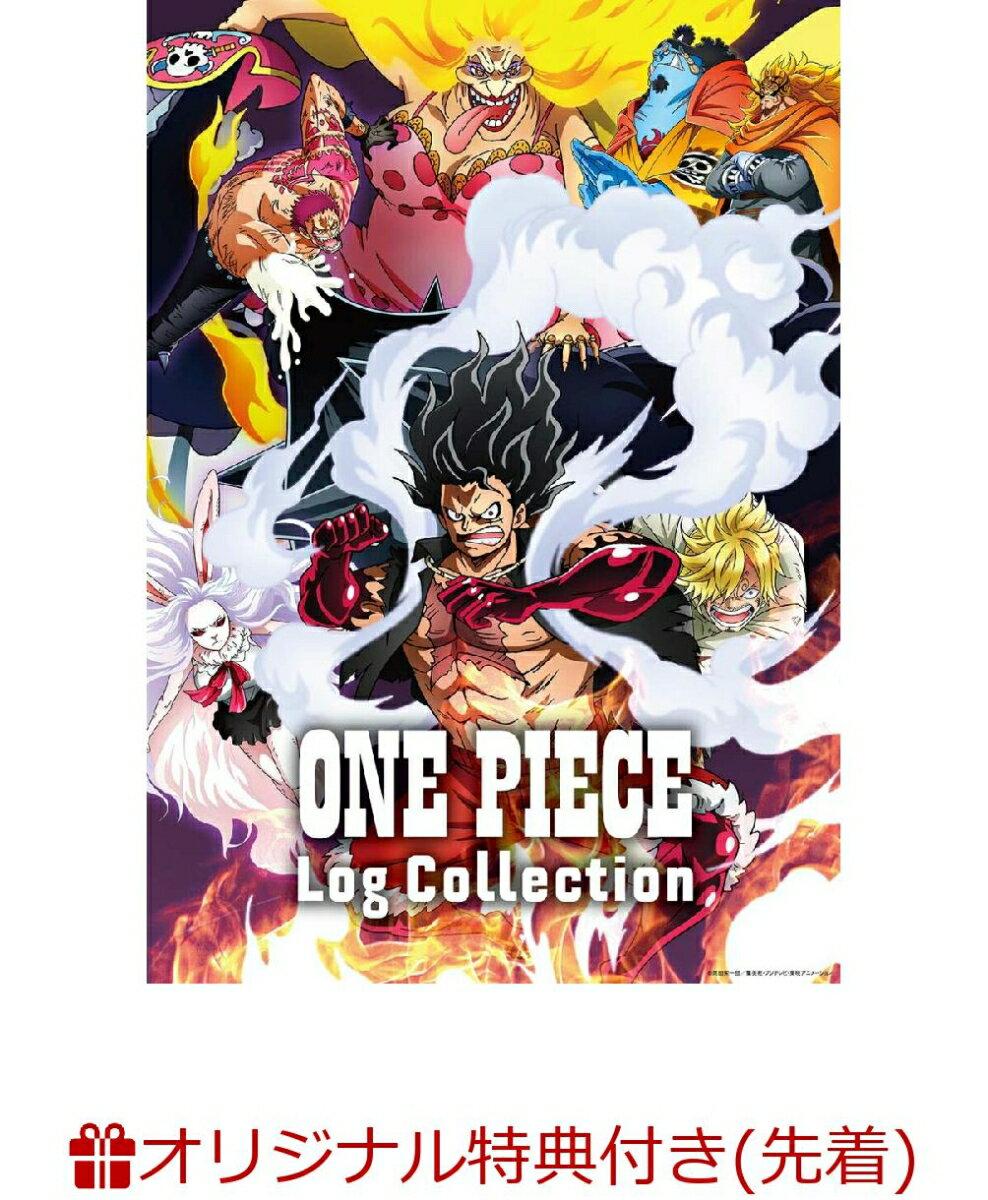 アニメ, その他 ONE PIECE Log Collection LEVELY(2L2A4)