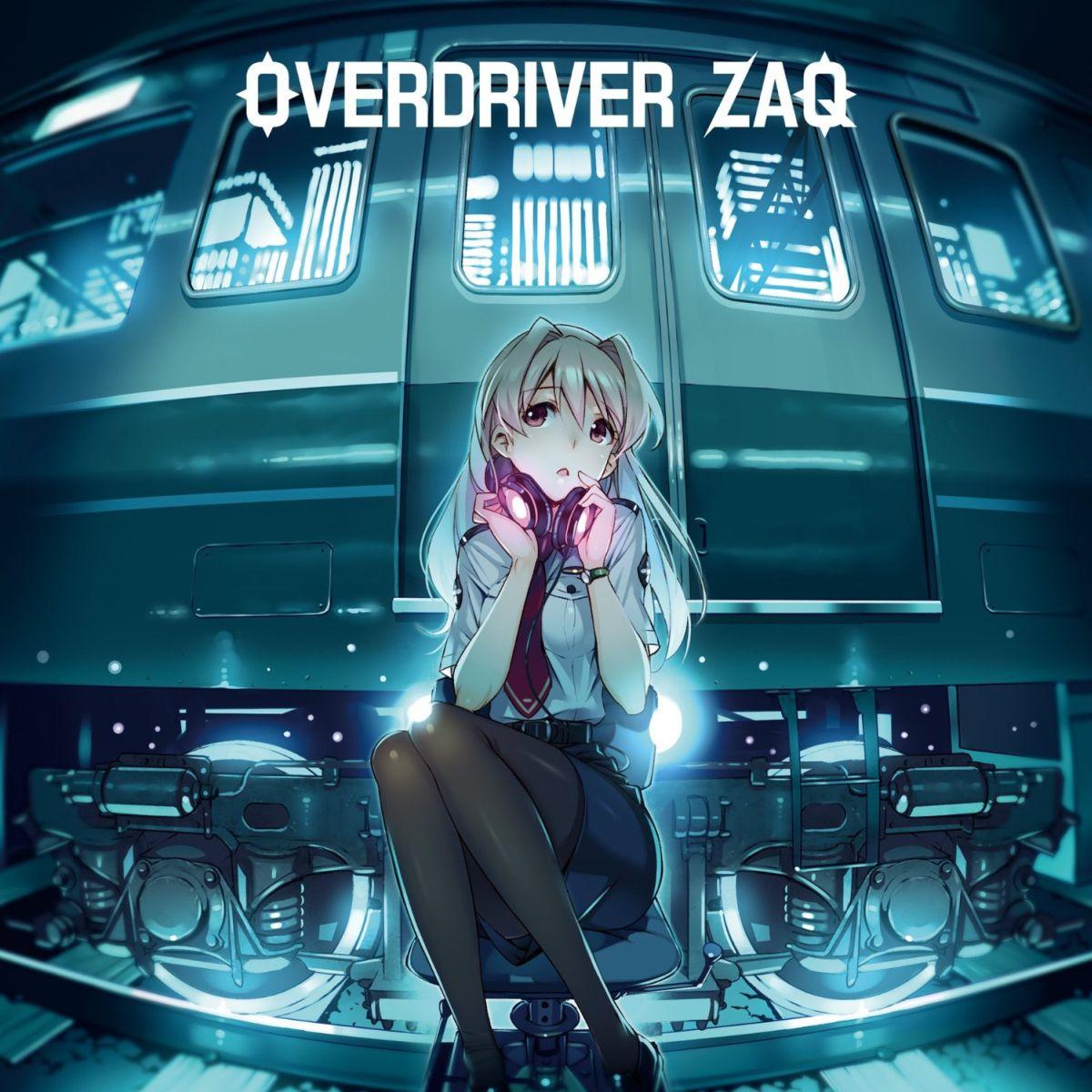 TVアニメ『RAIL WARS!』エンディング主題歌::OVERDRIVER画像