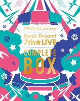 TOKYO MX presents 「BanG Dream! 7th☆LIVE」 COMPLETE BOX【Blu-ray】