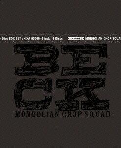 BECK MONGOLIAN CHOP SQUAD BD BOX【Blu-ray】画像