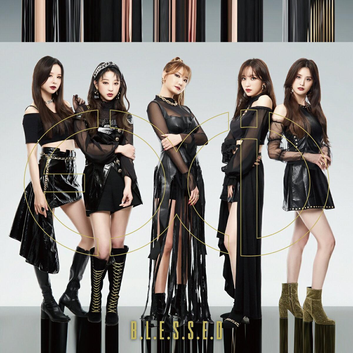 CD, 韓国(K-POP)・アジア B.L.E.S.S.E.D ( CDDVD) EXID