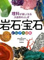 理科が楽しくなる大自然のふしぎ 岩石・宝石ビジュアル図鑑