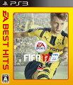 EA BEST HITS FIFA 17 PS3版の画像