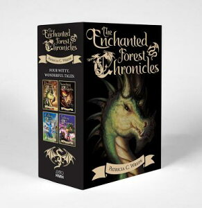 The Enchanted Forest Chronicles: (boxed Set) BOXED-ENCHANTED FOREST CHRON (Enchanted Forest Chronicles) [ Patricia C. Wrede ]