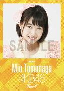 (卓上) 朝長美桜 2016 AKB48 カレンダー