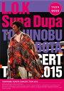 TOSHINOBU KUBOTA CONCERT TOUR 2015 L.O.K. Supa Dupa【Blu-ray】