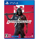 Ghostrunner PS4版