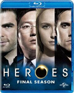 HEROES/ヒーローズ ファイナル・シーズン ブルーレイ バリューパック【Blu-ray】画像