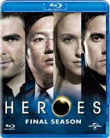 HEROES/ヒーローズ ファイナル・シーズン ブルーレイ バリューパック【Blu-ray】