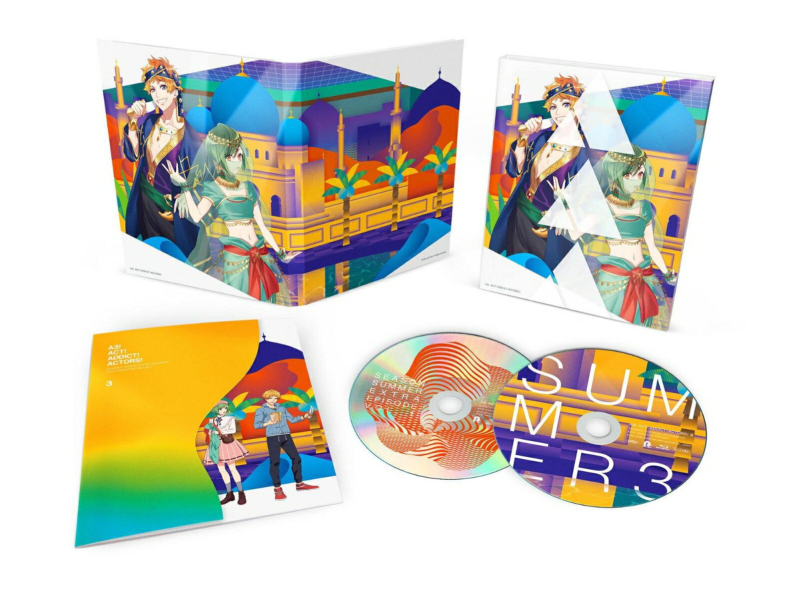 アニメ『A3!』【3】【Blu-ray】 [ 酒井広大 ]画像