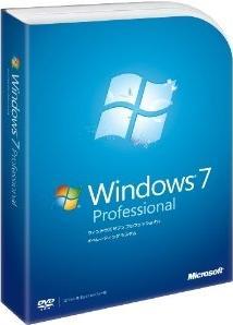 【送料無料】Windows 7 Professional 通常版