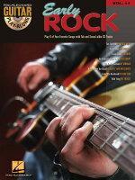 【輸入楽譜】ギター・プレイ・アロング 第11巻: 初期のロック/TAB譜: オーディオ・オンライン・アクセス・コード付