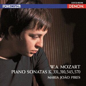 UHQCD DENON Classics BEST モーツァルト:ピアノ・ソナタ集画像