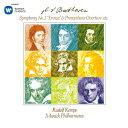 ベートーヴェン:交響曲 第3番「英雄」 バレエ音楽「プロメテウスの創造物」序曲 劇音楽「エグモント」