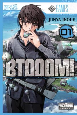 BTOOOM! #01(P)画像