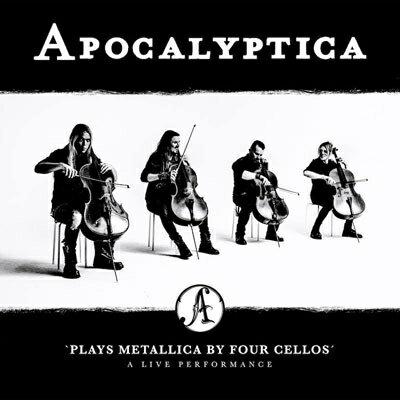 【輸入盤】Plays Metallica By Four Cellos - Live Performance画像