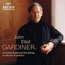 【輸入盤】ジョン・エリオット・ガーディナー/Archivベー