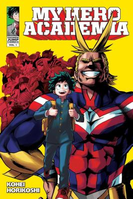 洋書, FAMILY LIFE & COMICS My Hero Academia, Vol. 1, Volume 1 MY HERO ACADEMIA VOL 1 V01 My Hero Academia Kohei Horikoshi