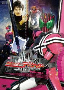 Kamen Rider decade episode 1 Volume 1