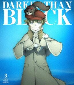 DARKER THAN BLACK -流星の双子ー 3【Blu-ray】画像
