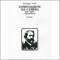 【輸入楽譜】ヴェルディ, Giuseppe: 歌曲集 (伊語)