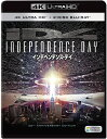 インデペンデンス・デイ<4K ULTRA HD+2Dブルーレイ/3枚組>【4K ULTRA HD】 [ ウィル・スミス ]