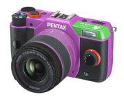 PENTAX Q10 エヴァンゲリオンモデル TYPE01:初号機