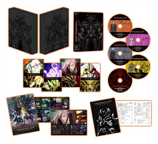 牙狼<GARO>-VANISHING LINE- Blu-ray BOX 2【Blu-ray】画像
