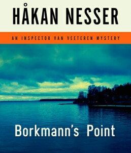 Borkmann's Point BORKMANNS POINT 6D (Inspector Van Veeteren Mysteries) [ H�kan Nesser ]