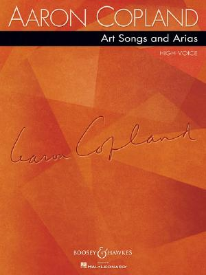 Aaron Copland: Art Songs and Arias: High Voice画像