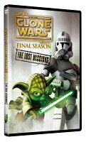 スター・ウォーズ:クローン・ウォーズ<ファイナル・シーズン/ザ・ロスト・ミッション>DVDコンプリート・セット