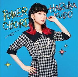 【楽天ブックス限定先着特典】POWER CHORD (Type-B CD+M-CARD) (楽天ブックス柄L版ブロマイド)