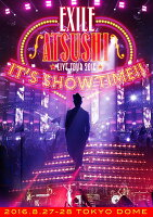"""EXILE ATSUSHI LIVE TOUR 2016 """"IT'S SHOW TIME!!""""(スマプラ対応)【Blu-ray】"""