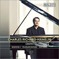 【輸入盤】ピアノ・ソナタ第3番、幻想ポロネーズ、夜想曲第17番、第18番 シャルル・リシャール=アムラン