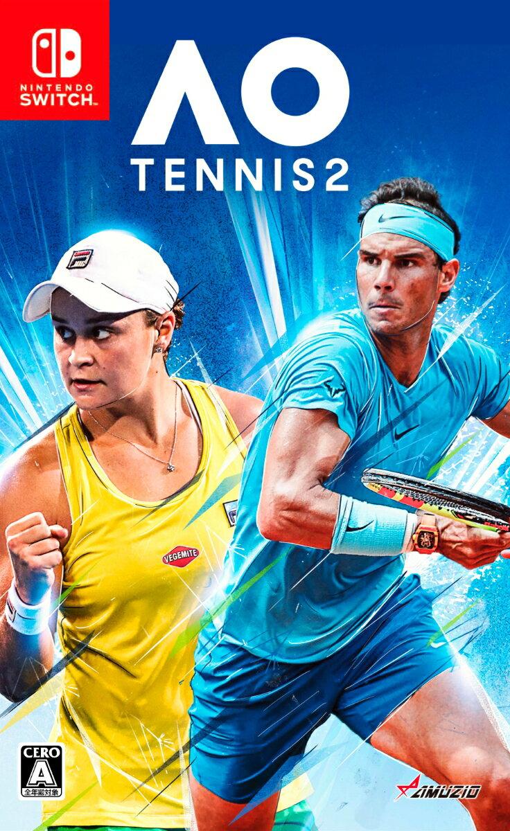 AOテニス 2 Nintendo Switch版
