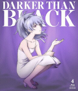 DARKER THAN BLACK -流星の双子ー 4【Blu-ray】画像