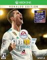 FIFA 18 RONALDO EDITION XboxOne版