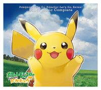Nintendo Switch ポケモン Let's Go! ピカチュウ・Let's Go! イーブイスーパーミュージック・コンプリート