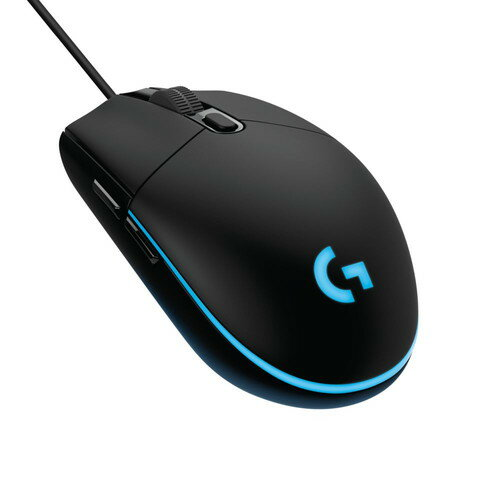 ロジクール G203 LIGHTSYNCゲーミングマウス ブラック