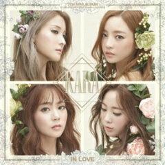 【楽天ブックスならいつでも送料無料】【輸入盤】7TH MINI ALBUM: IN LOVE [ KARA ]