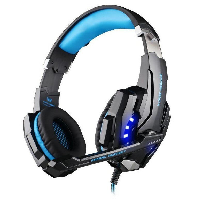 【お買い物マラソン期間限定価格】ゲーミングヘッドセットG9000 nintendoswitchフォートナイトボイスチャット対応 青