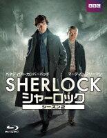 SHERLOCK/シャーロック シーズン2 Blu-ray BOX【Blu-ray】