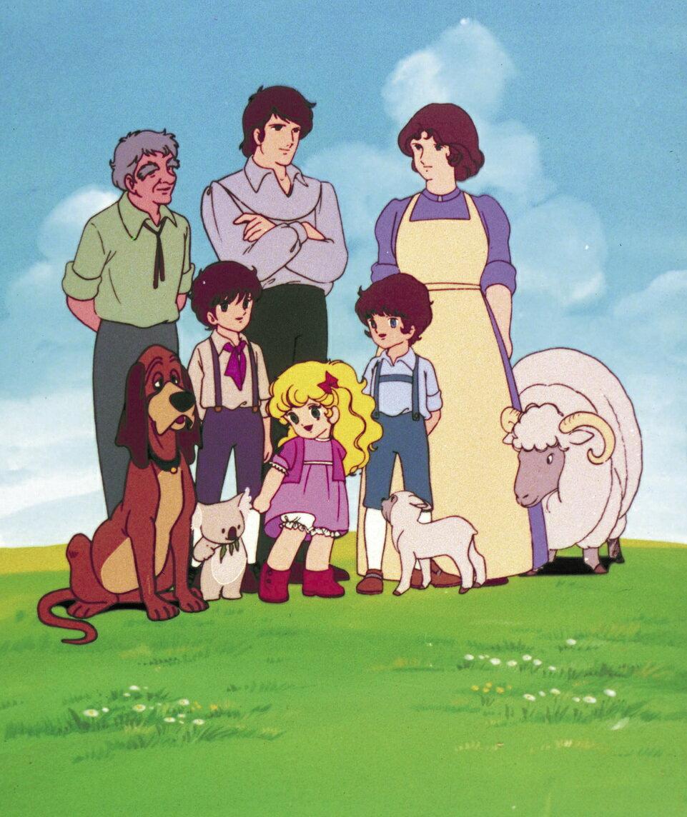 想い出のアニメライブラリー 第95集 レディジョージィ コレクターズDVD <デジタルリマスター版>画像