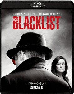 ブラックリスト シーズン6 COMPLETE BOX【Blu-ray】