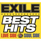 EXILE BEST HITS -LOVE SIDE/SOUL SIDE- (2CD+2DVD) [ EXILE ]