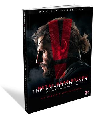 洋書, FAMILY LIFE & COMICS Metal Gear Solid V: The Phantom Pain: The Complete Official Guide METAL GEAR SOLID V THE PHANTOM Piggyback