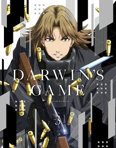 ダーウィンズゲーム 3【完全生産限定版】【Blu-ray】