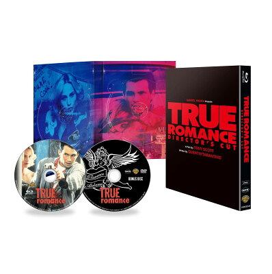 トゥルー・ロマンス ディレクターズカット (2枚組)【初回限定生産】【Blu-ray】